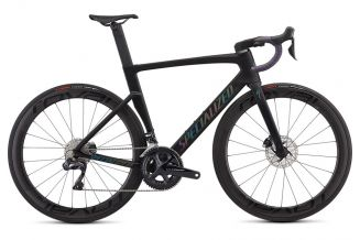Bicicleta SPECIALIZED Venge Pro - Satin Black/Holographic Black 56