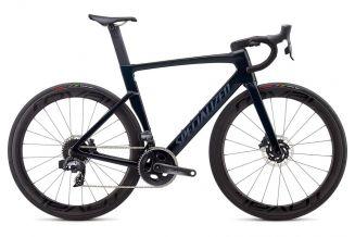 Bicicleta SPECIALIZED Venge Pro - SRAM eTap - Gloss Teal Tint/Black Reflective 52