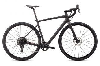 Bicicleta SPECIALIZED Diverge X1 - Satin Carbon/Black Reflective/Dusty Lilac Camo 58