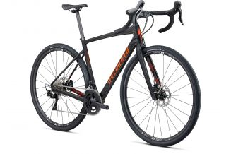 Bicicleta SPECIALIZED Diverge Sport - Gloss Carbon/Rocket Red-Crimson Camo 64