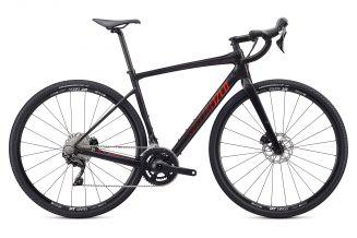 Bicicleta SPECIALIZED Diverge Sport - Gloss Carbon/Rocket Red-Crimson Camo 56