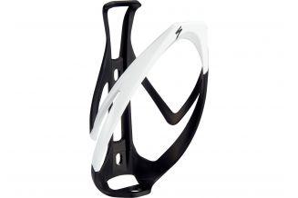 Suport bidon SPECIALIZED Rib Cage II - Matte Black/White