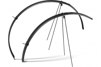 Aripi SPECIALIZED DRY-TECH - Black 45C - Set