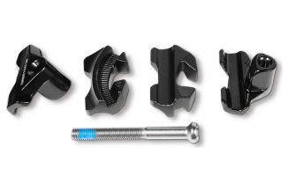 Adaptor sa SPECIALIZED Alien Head Compatible Carbon Rail Saddle Adapter 7x9mm - Black