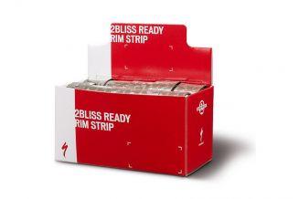 Banda janta SPECIALIZED 2Bliss Ready Rim Strip - Black- 26x25mm (cutie 20buc)