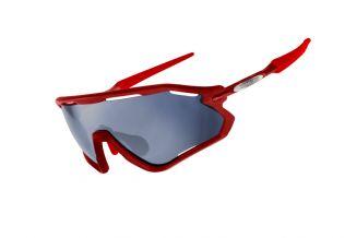 Ochelari LIMAR Vega PC Matt rosu inchis