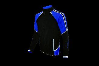 Jacheta FUNKIER Pontebba TPU - Albastru XL