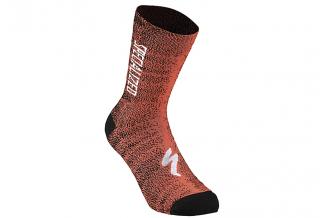 Sosete SPECIALIZED SL Team Expert - Rocket Red/Black Faze XL