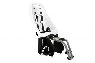 Scaun bicicleta copii THULE Yepp Maxi Seat Post cu montare pe spate - White