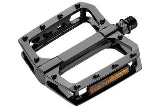 Pedale CROSSER VPE-527 - aluminiu - negru