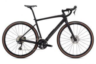 Bicicleta SPECIALIZED Diverge Comp Carbon -  Satin Carbon/Smoke/Chrome/Clean 54