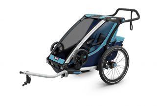 Carucior sport THULE Chariot Cross 1 - Blue