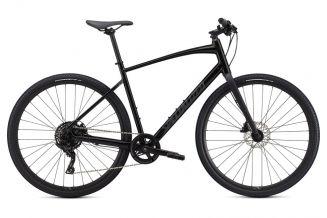 Bicicleta SPECIALIZED Sirrus X 2.0 - Black/Satin Charcoal Reflective XXS