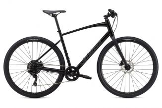 Bicicleta SPECIALIZED Sirrus X 2.0 - Black/Satin Charcoal Reflective XL