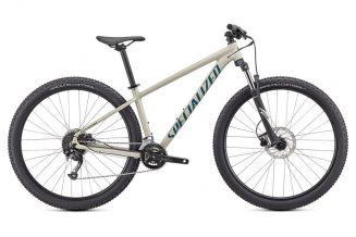 Bicicleta SPECIALIZED Rockhopper Sport 29 - Gloss White Mountains/Dusty Turquoise XXL