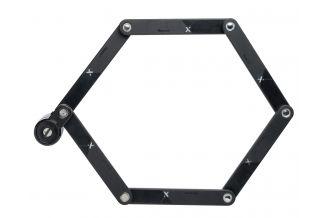 59504095SB Incuietoare pliabila AXA Newton FLK 90, 90 cm negru
