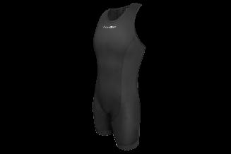 Costum triathlon FUNKIER Chiareggio Men Elite - Negru 2XL