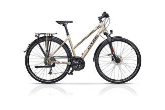 Bicicleta CROSS Travel lady trekking 28'' - 520mm