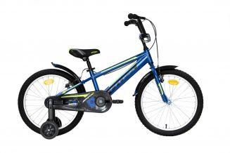 Bicicleta CROSS Boxer 20'' - aluminiu