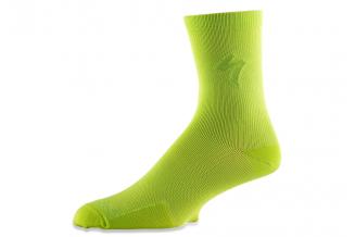 Sosete SPECIALIZED Soft Air - Hyper Green XL