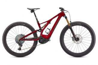 Bicicleta Specialized S-Works Turbo Levo - Red Tint/Satin Black M