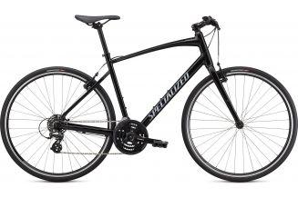 Bicicleta SPECIALIZED Sirrus 1.0 - Gloss Black/Charcoal M