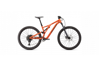 Bicicleta SPECIALIZED Stumpjumper Alloy - Satin Blaze/Black S4