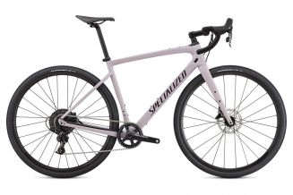 Bicicleta SPECIALIZED Diverge Base Carbon - Gloss Clay/Cast Umber/Chrome/Clean 49