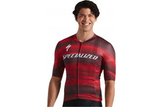 Tricou SPECIALIZED SL R SS Team - Black/Red L
