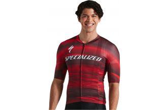 Tricou SPECIALIZED SL R SS Team - Black/Red XL