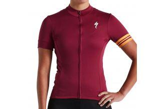 Tricou SPECIALIZED Women's RBX Sport Logo SS - Ruby Wine S