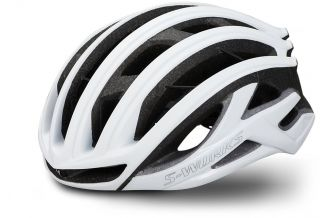 Casca SPECIALIZED Prevail II Vent with ANGi - Matte Gloss White/Chrome M