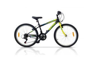 "Bicicleta ULTRA Storm 24"" - Negru"