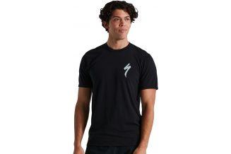 Tricou SPECIALIZED Men's S-Logo SS - Black S