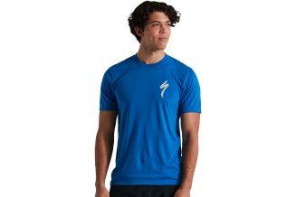 Tricou SPECIALIZED Men's S-Logo SS - Cobalt S