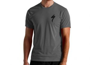 Tricou SPECIALIZED Men's S-Logo SS - Smk XL