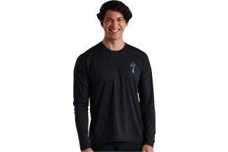 Tricou SPECIALIZED Men's Trail LS - Black XL