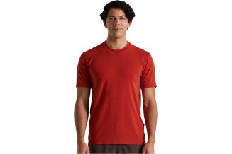 Tricou SPECIALIZED Men's Trail SS - Redwood M
