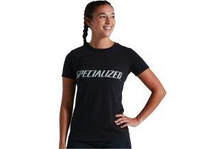 Tricou SPECIALIZED Women's Wordmark - Black XS