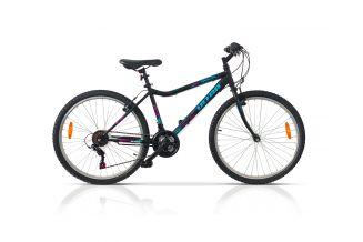 Bicicleta ULTRA Gravita 26'' negru 420mm