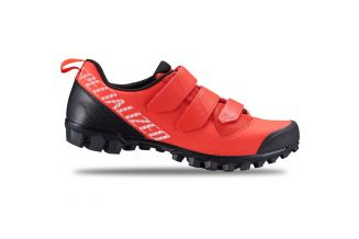 Pantofi ciclism SPECIALIZED Recon 1.0 Mtb - Rocket Red 45.5