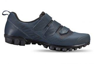 Pantofi ciclism SPECIALIZED Recon 1.0 Mtb - Cast Blue/Cast Battleship 41.5