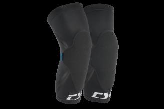 Protectie genunchi TSG Dermis A - Black L/XL