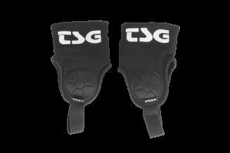 Protectie glezna TSG Single Ankle-Guard Cam - Black S/M