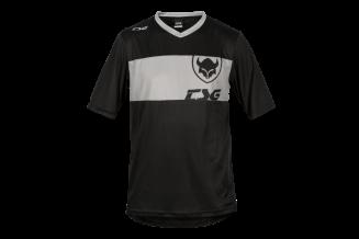Tricou TSG Waft S/S - Black Grey M