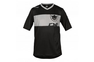 Tricou TSG Waft S/S - Black Grey XL