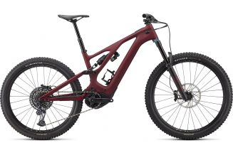 Bicicleta SPECIALIZED Turbo Levo Expert - Maroon/Black S1