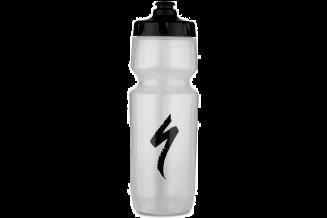 Bidon SPECIALIZED Purist Hydroflo MoFlo - Translucent/Black S-Logo 23oz