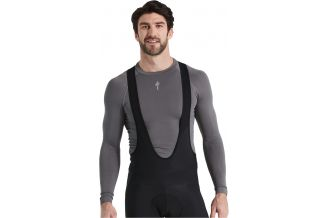 Bluza SPECIALIZED Men's Seamless LS Baselayer - Grey S/M