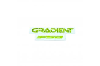 Sticker FSA HBSP Gradient Handlebar - Green